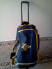Mason Masonic rolling luggage duffle bag
