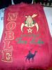Shriner Noble Silk Screened grommeted golf towel
